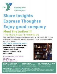 The Pharm House Summit YMCA
