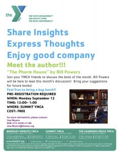 The Pharm House Summit YMCA