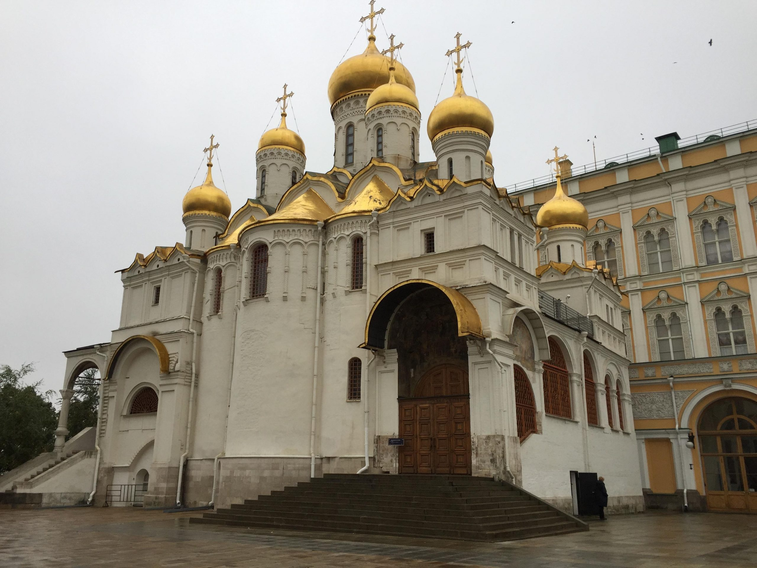 You are currently viewing Moscow – Hmn, It's Cold Here!