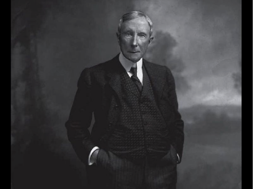 The History of John D. Rockefeller