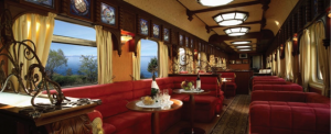 """Read more about the article Private Rail Travel in the US Part 2, """"Land Yachting""""-  Luxury Private Rail Cars"""