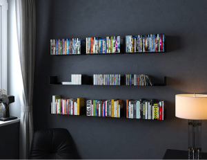 Read more about the article Decorating your Home with Books – Part 1
