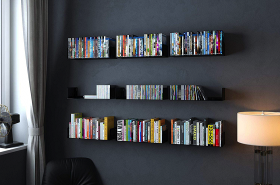 Decorating your Home with Books – Part 1