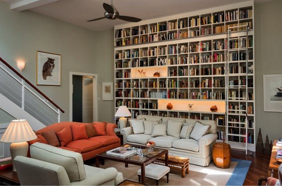 Decorating your Home with Books – Part 2