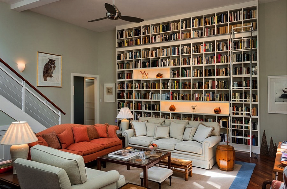 You are currently viewing Decorating your Home with Books – Part 2